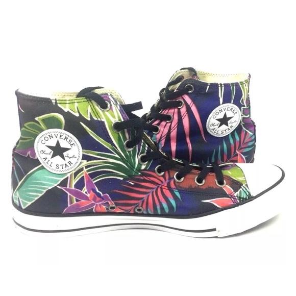 f2b70ccb6a8200 NEW Converse CTAS Hi Fuchsia Glow Shoes Sneakers